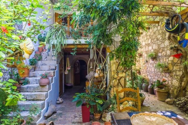 (For Sale) Residential Detached house || Rethymno/Nikiforos Fokas  - 200 Sq.m, 3 Bedrooms, 330.000€