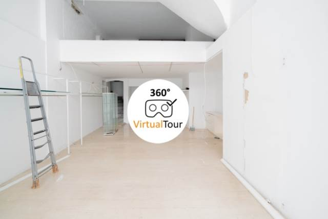 (For Rent) Commercial Retail Shop || Rethymno/Rethymno - 92 Sq.m, 850€