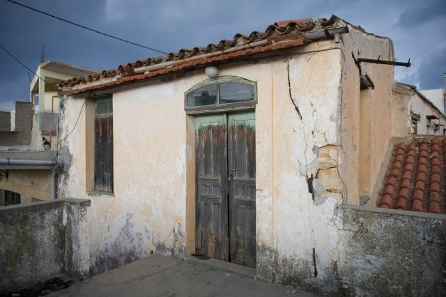 (For Sale) Residential Detached house || Rethymno/Geropotamos - 160 Sq.m, 3 Bedrooms, 40.000€